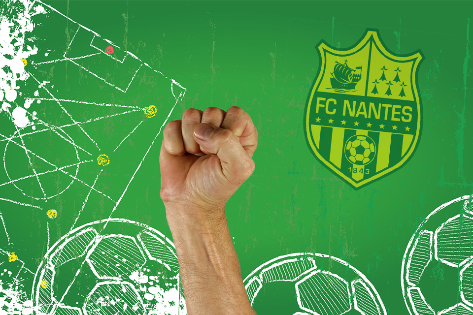 poing victoire FCN